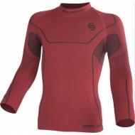 Блуза детская Thermo body guard для мальчиков (красный)