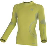 Блуза детская для девочек Thermo body guard (лимонный)