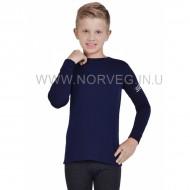 """Термобелье Norveg Soft Teens футболка для девочки """"ящерица"""" 4SJ2HLP-014"""