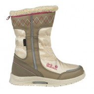 Ботинки Girls Snow Crystal 4004281-5122 Jack Wolfskin