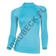 Термобелье Brubeck Thermo блуза женская LS01140 бирюзовый
