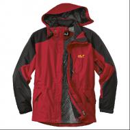 Куртка мужская Black Range Men 11792-221 Jack Wolfskin