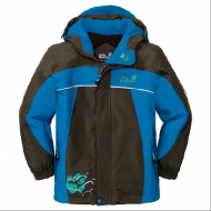 Куртка детская Boys Penguin, 1602861-7010 Jack Wolfskin