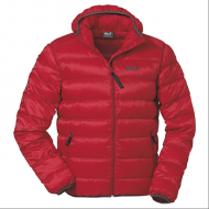 Пуховик мужской Helium Down Jacket Men арт:1200571-2590  Jack Wolfskin