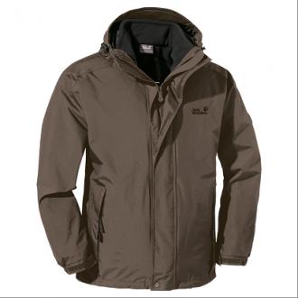 Куртка мужская 3 в 1 Outdoor 3 In 1 Hiking  Артикул 11619-5116 Jack Wolfskin