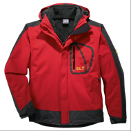 Куртка мужская   3 In 1  Spectrum Men  Артикул 1104431-2590 Jack Wolfskin