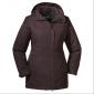 Пальто женское Victoria Coat Women, 1201021-5114 Jack Wolfskin