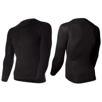 Термобелье Norveg Soft Shirt рубашка мужская 14SM1RL-002
