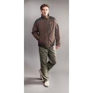 Куртка мужская Guahoo Outdoor Summer Middle 42-0230-J  тёмно-коричневый
