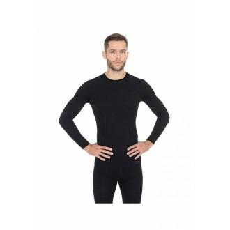 Футболка мужская длинный рукав Active Wool