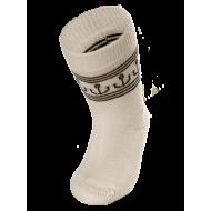 Термоноски Norveg Soft Merino Wool молочный (якорь) 9SMU-058